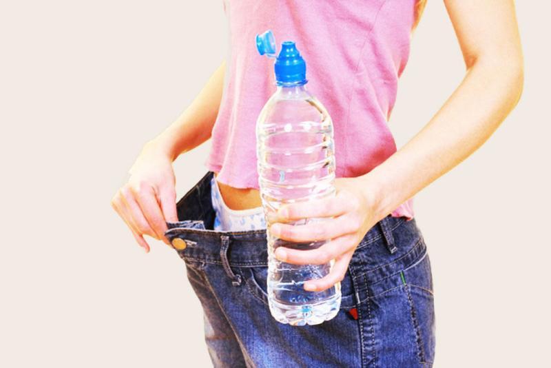 Худеем легко при помощи воды