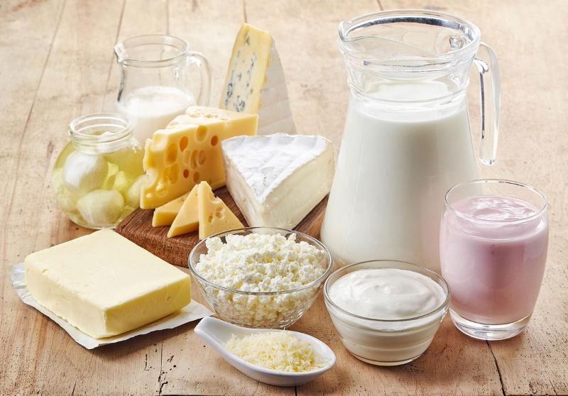 Факты о молоке и молочных продуктах