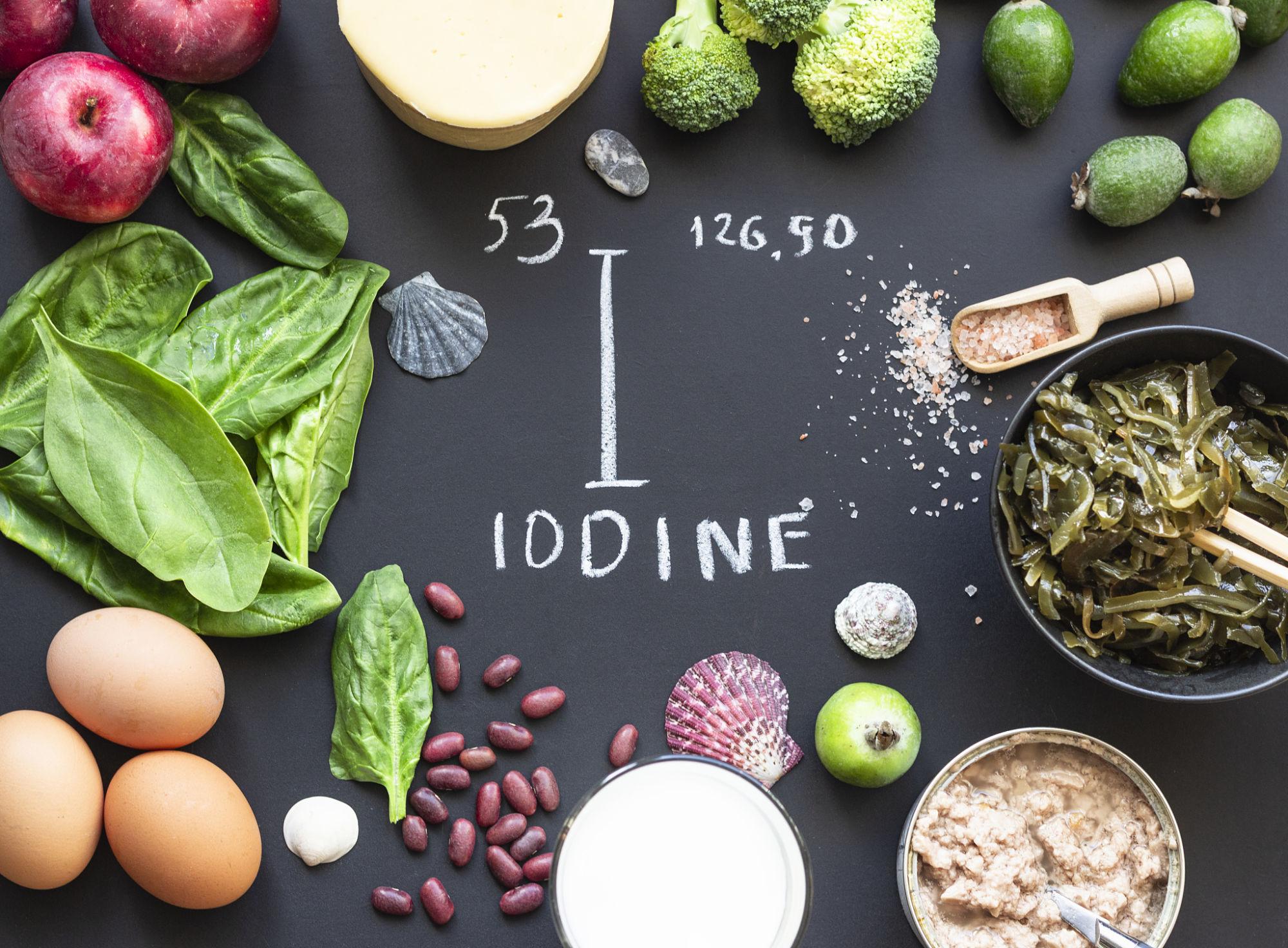 17 продуктов с самым высоким содержанием йода