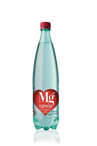 Мивела Mg 1,0л, в упаковке 6 шт.Минеральная вода<br><br>