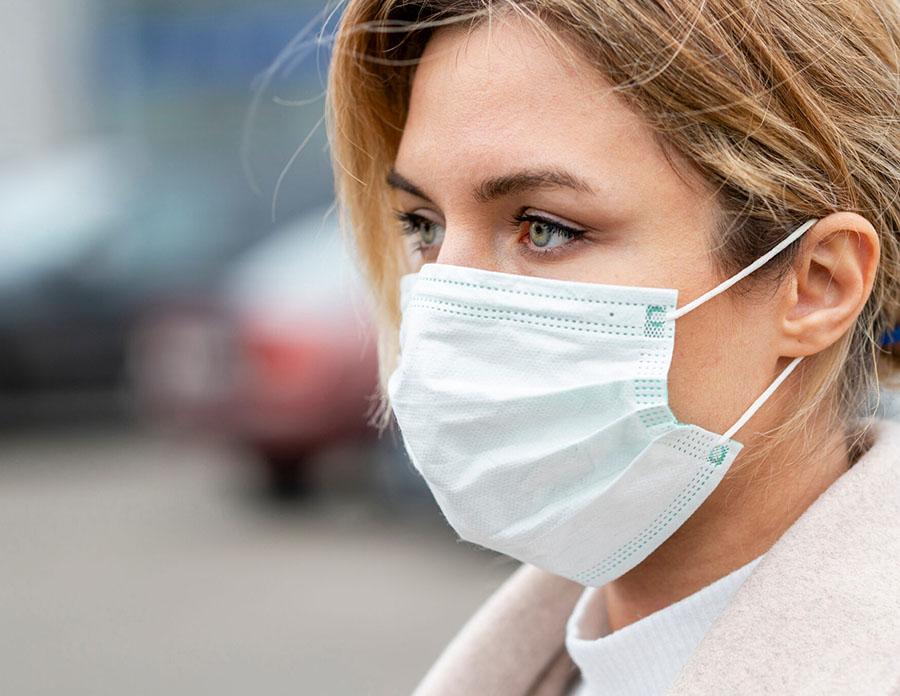 Первые симптомы коронавируса (COVID-19) у человека. Советы по профилактике