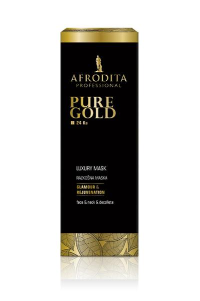 Купить со скидкой PURE GOLD 24Ka Роскошная маска 150 ml