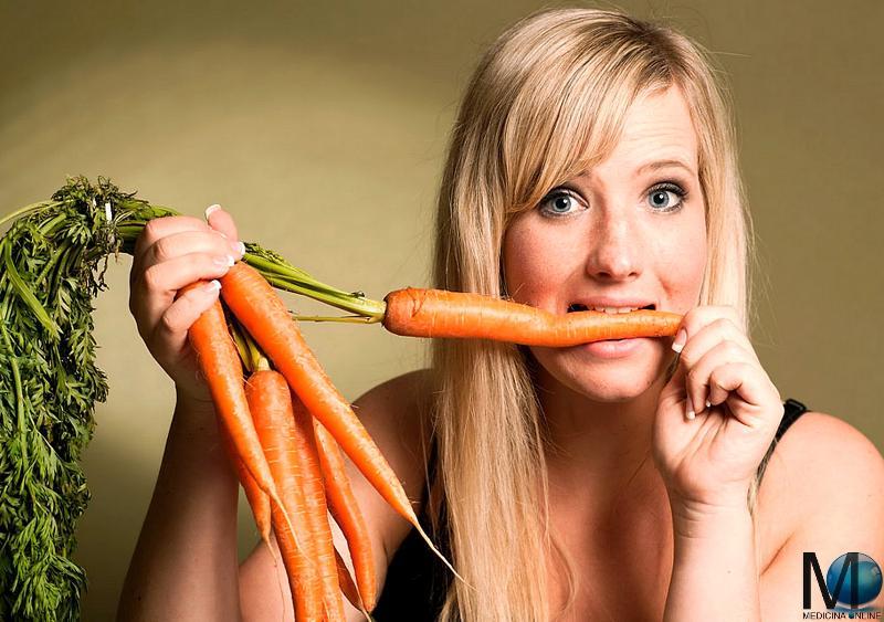 Почему надо есть свежую морковь