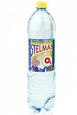Стэлмас О2 1,5л, в упаковке 6шт.Кислородная вода<br><br>