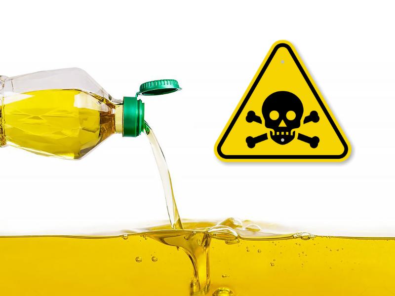 Почему лучше отказаться от подсолнечного масла